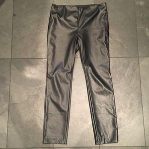 M Missoni faux leather pants size 10